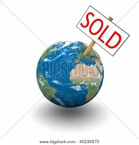 Sold Planet