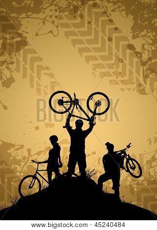 Bike Tour Background