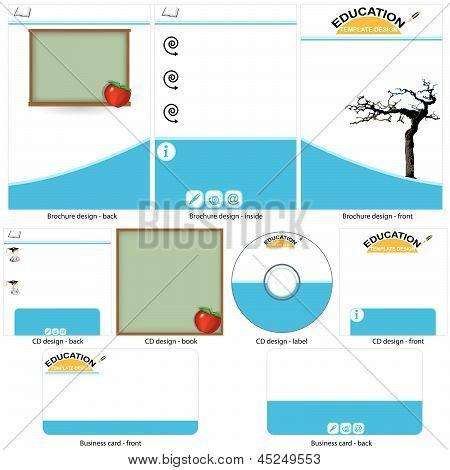 Education Template Design