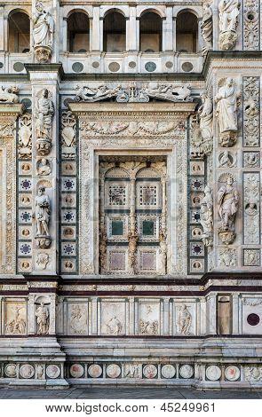 Certosa di Paria, Italy