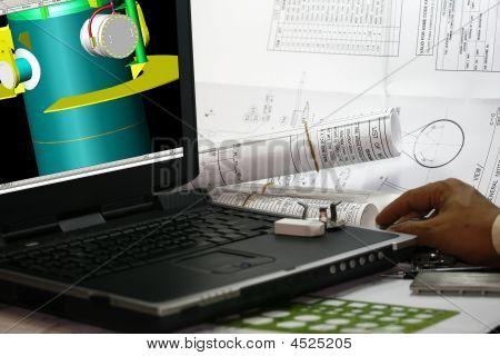 Revisão do modelo 3D