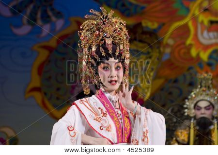 Chinese Opera - Princess Singing