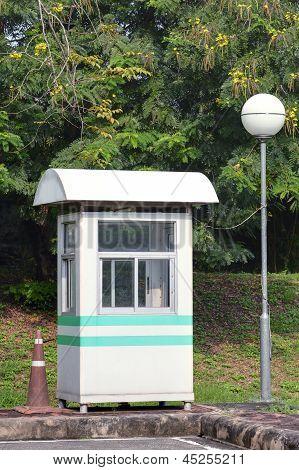 Sentry Box