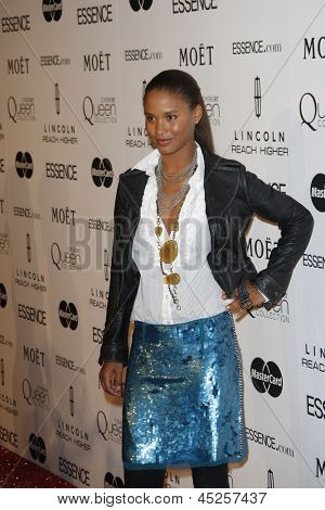 LOS ANGELES - MAR 4: Joy Bryant at the 3rd annual Essence Black Women in Hollywood Luncheon at the Beverly Hills Hotel in Beverly Hills, California on March 4, 2010