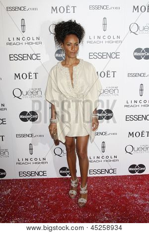 LOS ANGELES - MAR 4: Jada Pinkett Smith at the 3rd annual Essence Black Women in Hollywood Luncheon at the Beverly Hills Hotel in Beverly Hills, California on March 4, 2010
