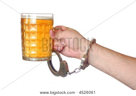Chained To Alcohol