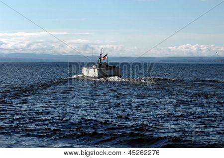 Finish Submarine