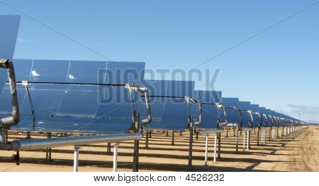 Solar Electric Generating System California