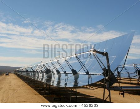 Solar Electric Generating System
