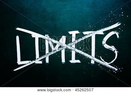 Break The Limits Concept