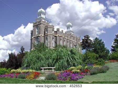 Lds Logan Temple