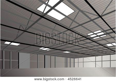Hangar Vector