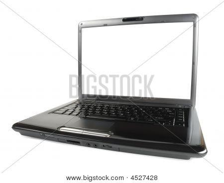 Black Glossy Laptop