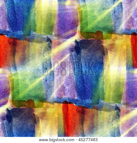 art texture abstract water purple, blue, red, cell color seamles
