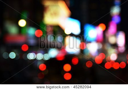 Big city lights