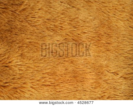 Synthetic Fur Texture Background