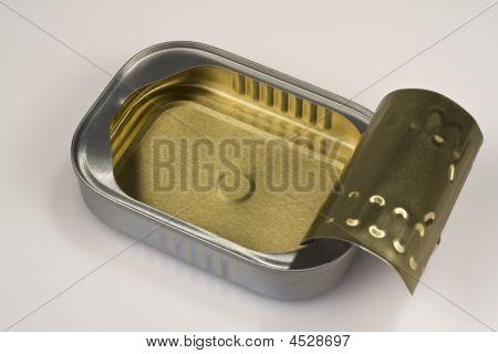 Open Sardine Can