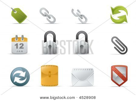 Web Icons Novica Series