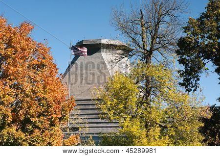 American Embassy Flag