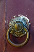 Knocker Closeup