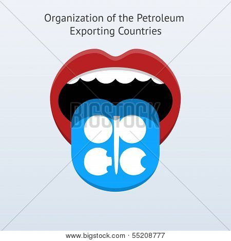 Organization of the Petroleum Exporting Countries flag language.