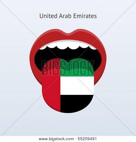 United Arab Emirates language.