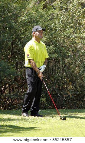 Levet Thomas Pro Golf Player