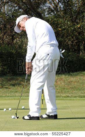 Player Gary Pro Golfer