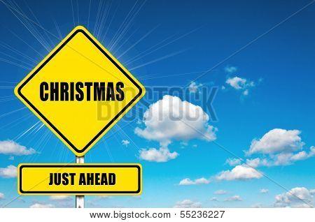 Christmas Just Ahead