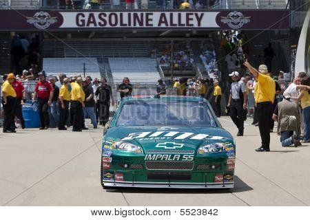 NASCAR: Juli 24