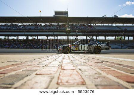 Nascar:  July 25 Allstate 400 At The Brickyard