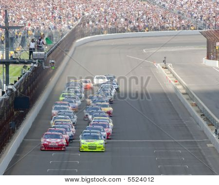 Nascar:  July 26 Allstate 400 At The Brickyard