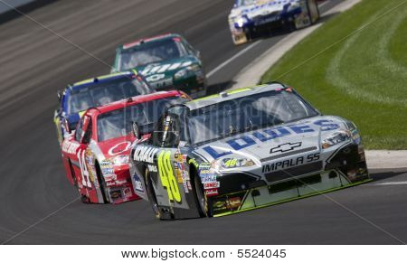 NASCAR: 26. Juli Allstate 400 at the Brickyard