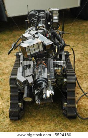 Bomb Disposal Robot