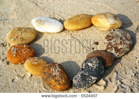 Liebe Steine