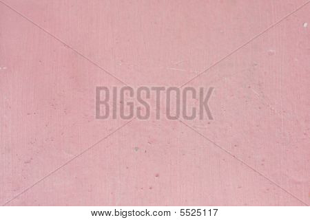 Smooth Pink Stucco