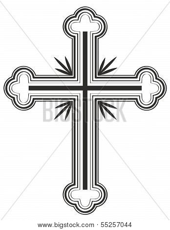 Traditional Armenian Apostolic Church Cross