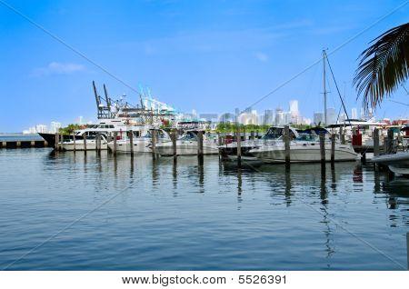 South Pointe Marina