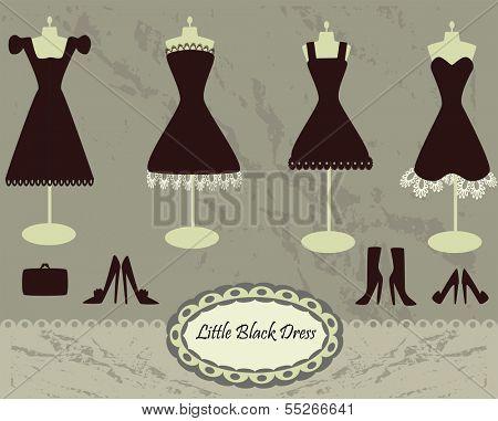 little black dresses collection
