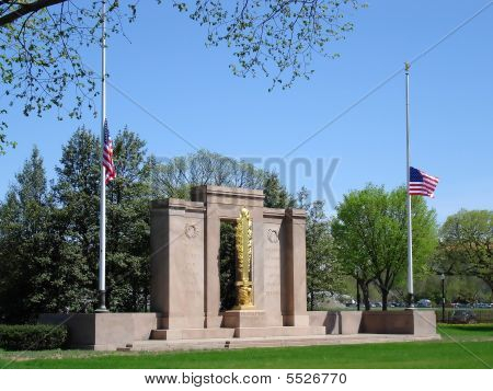 Second Division Memorial