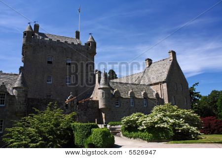 Scotland Inverness Cawdor Castle