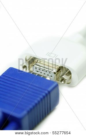 Vga Connectors Pc To Mac