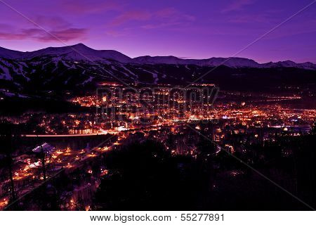 Breckenridge Twilight