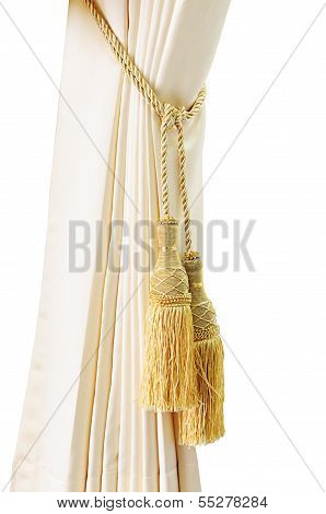 Golden Luxury Tassels