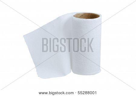 Toilet Paper Little Leftover