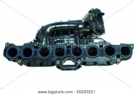 The Powerful Engine Of The Modern Car, Intake Manifold