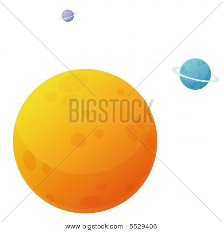 Planetas do Sistema Solar