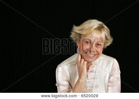 Headshot Of Senior Woman