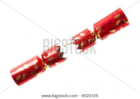 Pulled Christmas Cracker