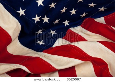 Background Of The United States American Flag